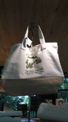 Eco friendly bags by The Habitat