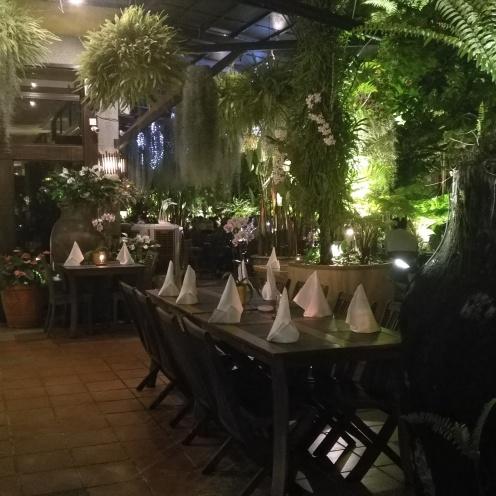 Dining at Ferringhi