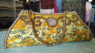Lady's evening clutch
