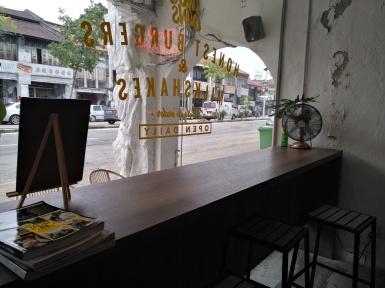 Street View Bench