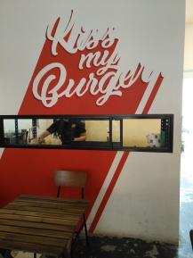 Kiss My Burgerrr