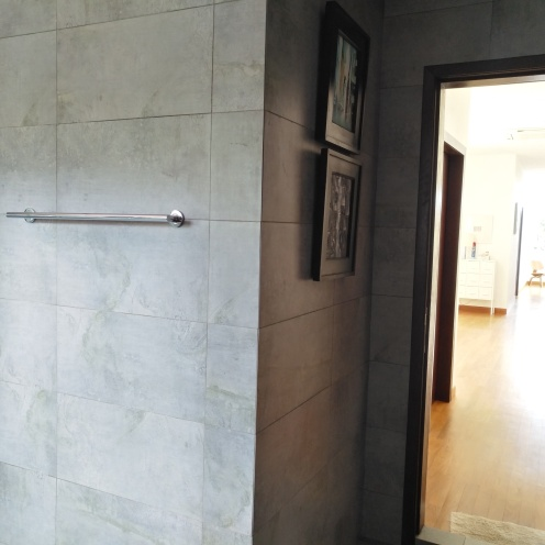 Bathroom 2, looking out