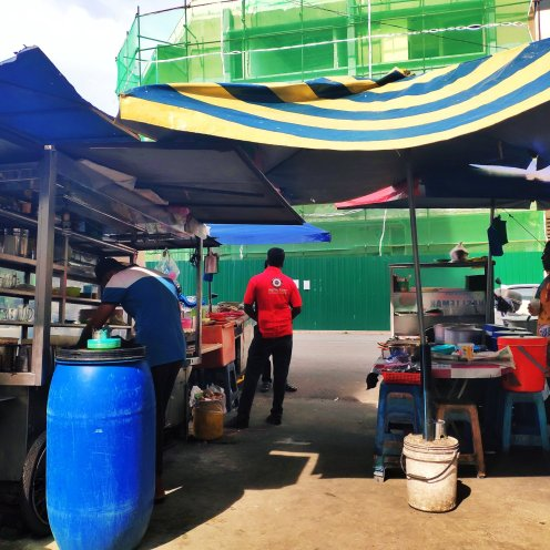 Transfer Road Roti Bakar Telur Goyang